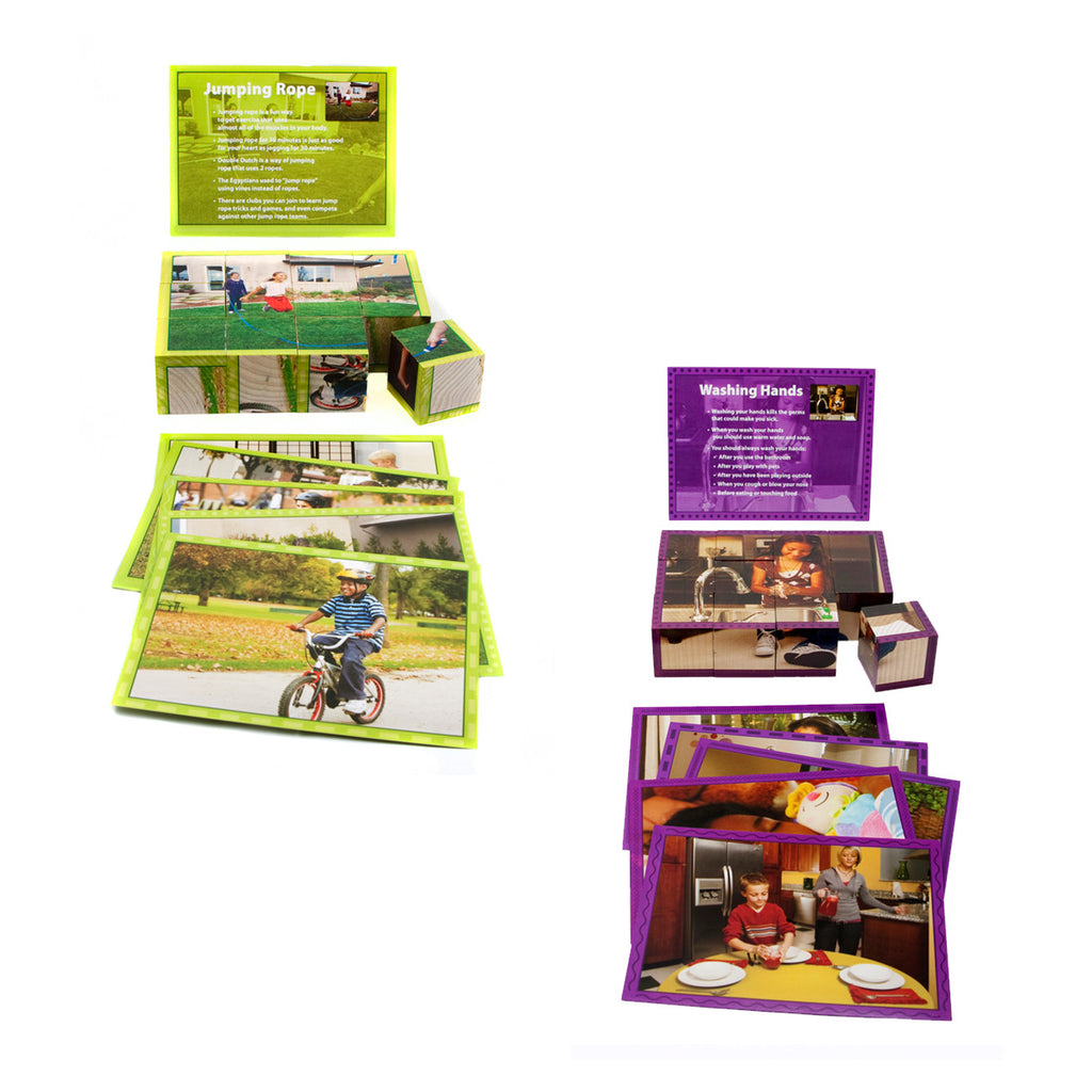 Community & Self Puzzle Kit