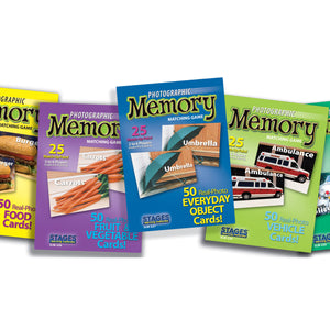 Basic Memory Game Set