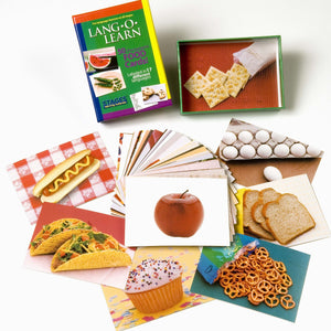 Lang-O-Learn Food Cards