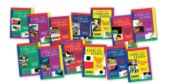 Lang-O-Learn 13 Box Set