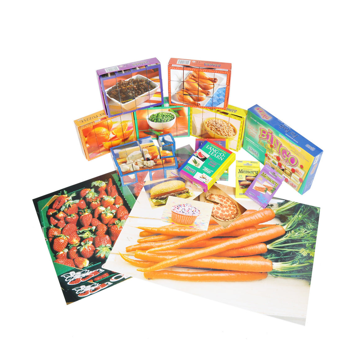 Nutrition Theme Learning Kit