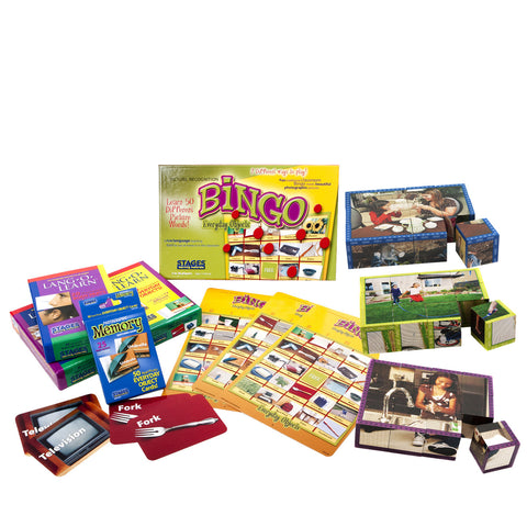 Home & Self Photo Learning Kit