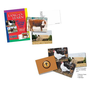 Farm Theme Learning Kit