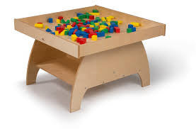 Discovery Table- Sensory Experience for Children with Autism