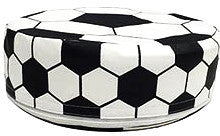 Senseez Soccer Ball Cushion
