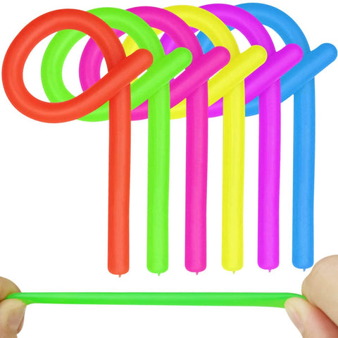 Sensory Builder: Stretchy String (Set of 6)