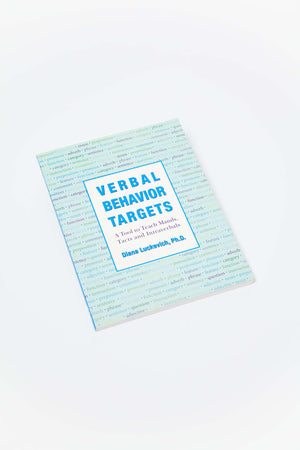 Verbal Behavior Targets