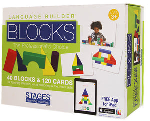 Language Builder Blocks with Additional Blocks Add On