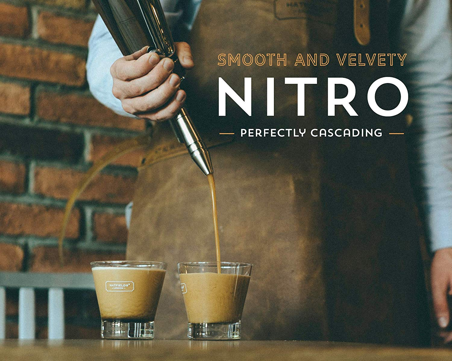 Jack's Original 0,5 Litre Nitro Press