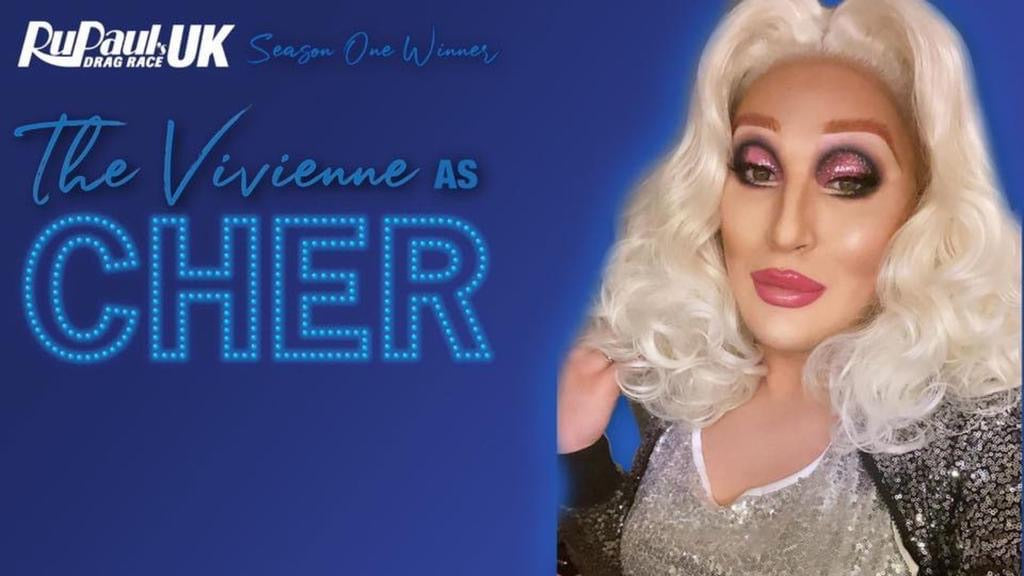 The Vivienne as Cher: South Shields