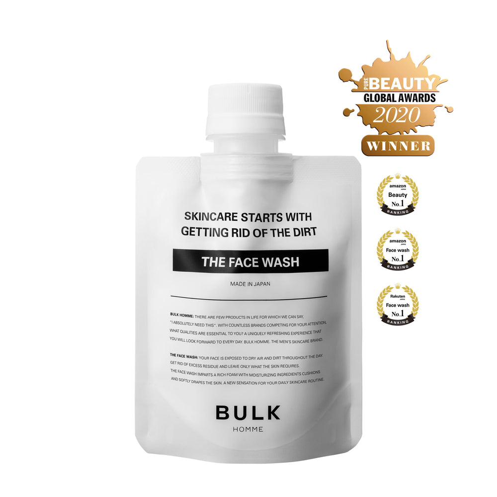 THE FACE WASH - Bulk Homme