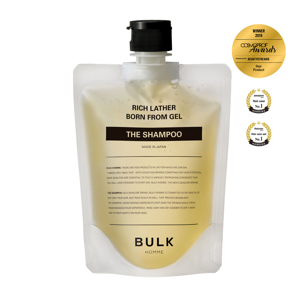THE SHAMPOO - Bulk Homme