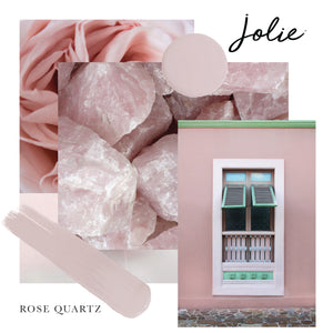 Jolie Paint/Rose Quartz