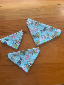 Easter Pup Pet Bandana