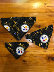 Steelers Pet Bandana