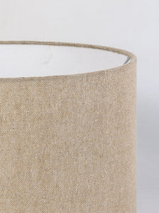 wheat brown lampshade for table lamp