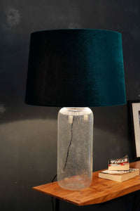 Fizz Jar Table Lamp with 3 [BLACK, GREEN, YELLOW] Shade