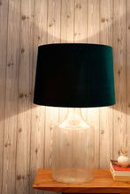 Load image into Gallery viewer, Fizzy Bottle Table Lamp with 3 [BLACK, GREEN, YELLOW] Shade