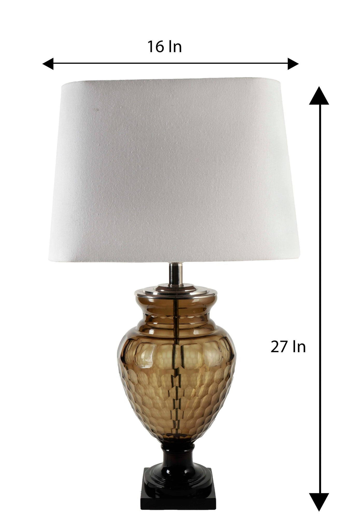 Buy Strawberry Drop Glass Table Lamp At Very Best Price From Grated Ginger Grated Ginger India