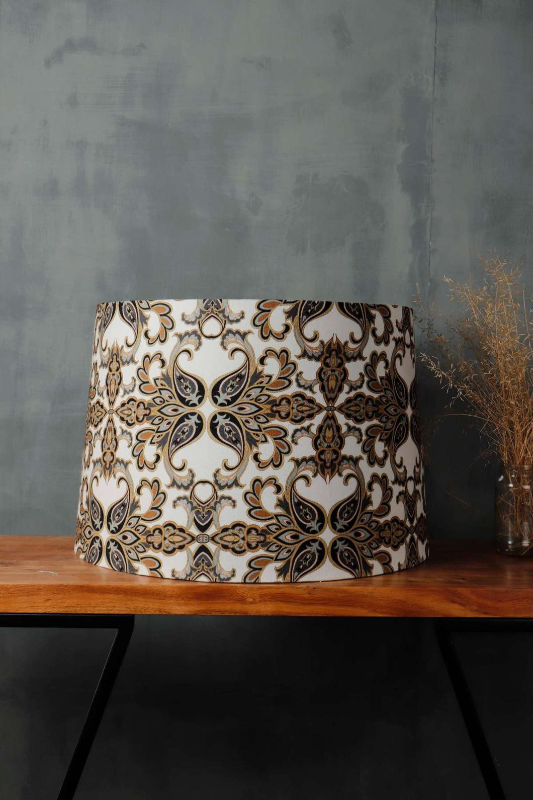 Designer Print Lampshade in [FRUSTUM, OVAL, TRAPEZIUM, RECTANGLE] Shapes