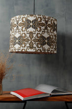 Load image into Gallery viewer, Designer Print Hanging Lampshade in [4 Shapes]