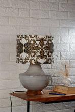Load image into Gallery viewer, table lamp with grey shade