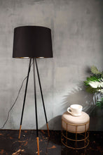 Load image into Gallery viewer, Joss Stick Lamp Stand in 3 [BLACK, WHITE, RED] Lampshade