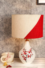 Load image into Gallery viewer, Cherry blossom table lamp