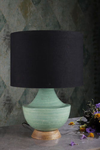 Green Genie Table Lamp