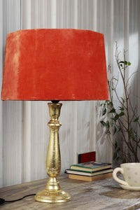 Chirpy Gold Table Lamp