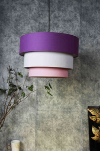 multi color lampshade