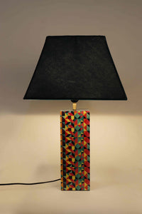 Color Bomb Table Lamp 2 [Velvet, Green Velvet] Lampshade