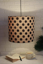 Load image into Gallery viewer, polka dots lampshade