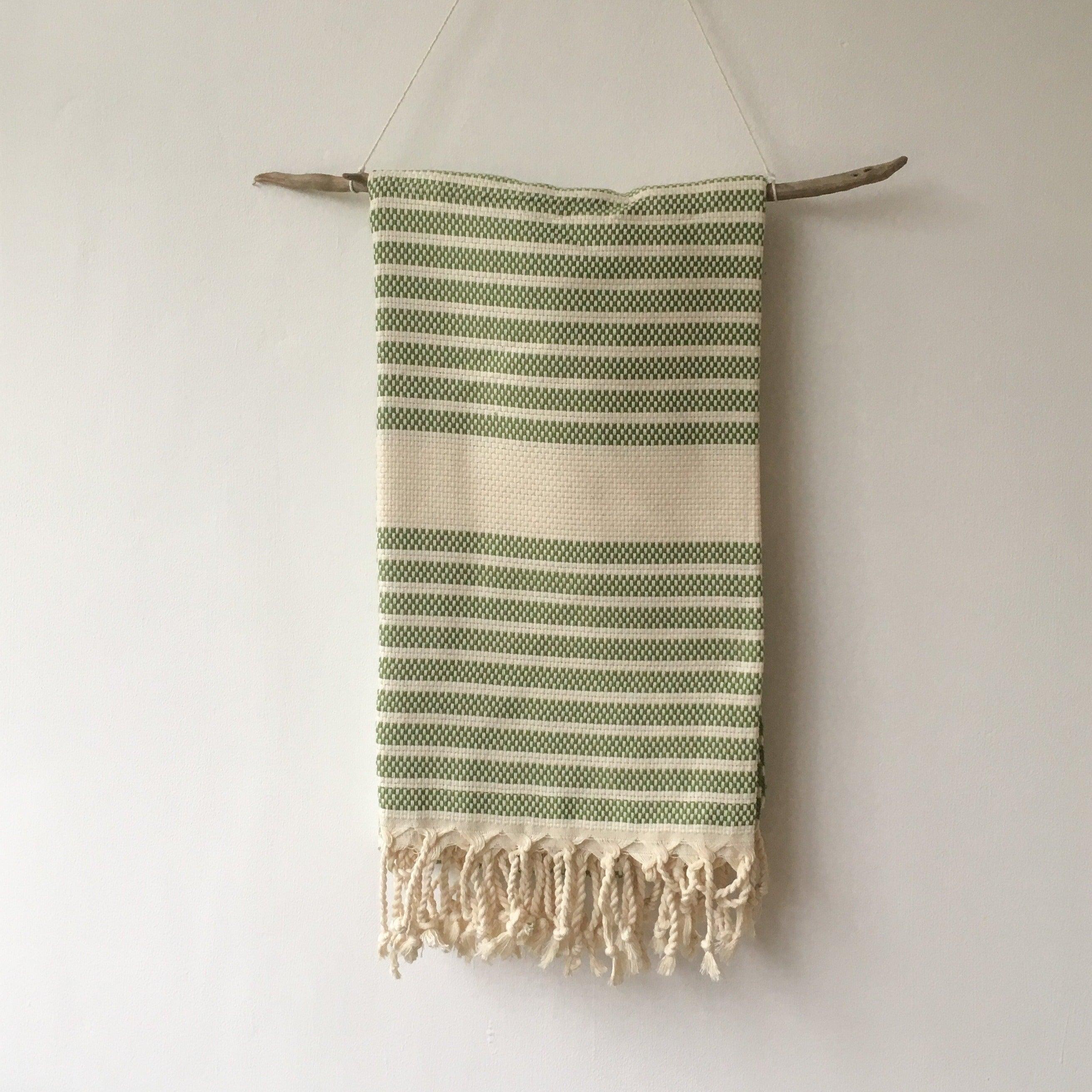 Fern Hammam Towel