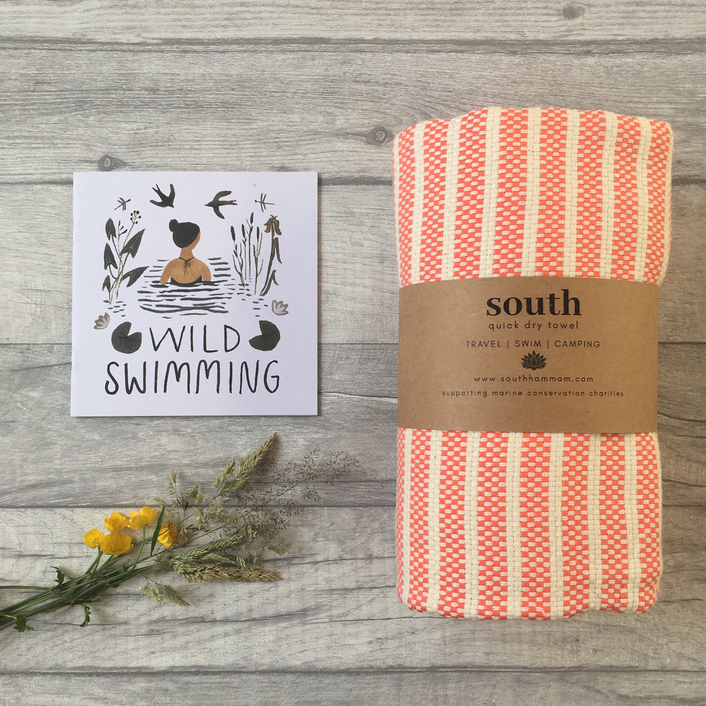 Luxe Wild Swimming Gift Set