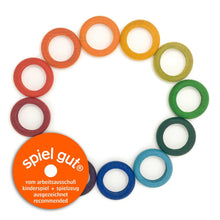 Load image into Gallery viewer, Grapat 12 colored rings - complement for perpetual calendar