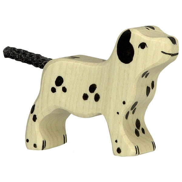 Holztiger Dalmation, Standing, Small