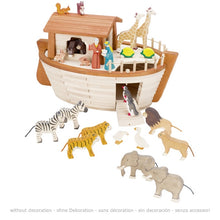 Load image into Gallery viewer, Holztiger Noah's Ark