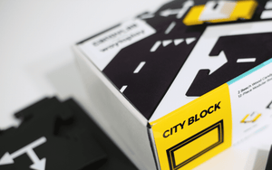 Waytoplay + Candylab Limited Edition City Block Set