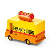Load image into Gallery viewer, Candylab Candyvan Hot Dog