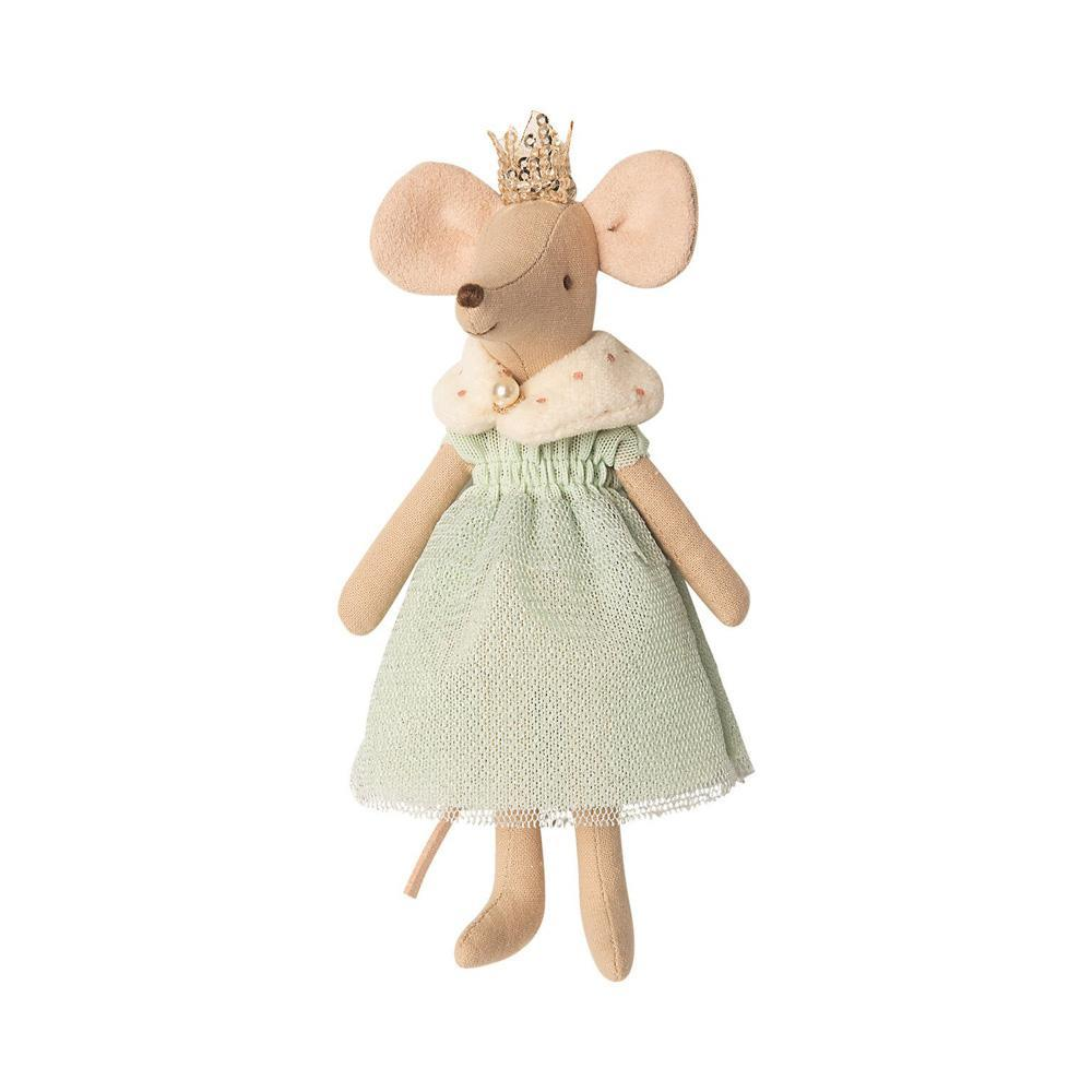 Maileg Queen Mouse 2020 - Blue Mom