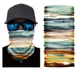 (S161) Multi-Color Gaiter