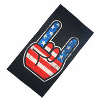 (B033) USA Flag/Cartoon Hand Gaiter