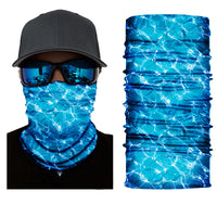 (S100) Blue Water Gaiter