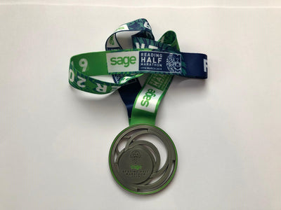 13th December 2018 - 2019 Sage Reading Half Marathon Medal Revealed