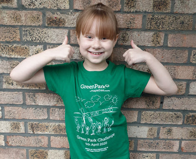 18th February 2020 - Green Park Challenge T-shirt Design Competition Winner