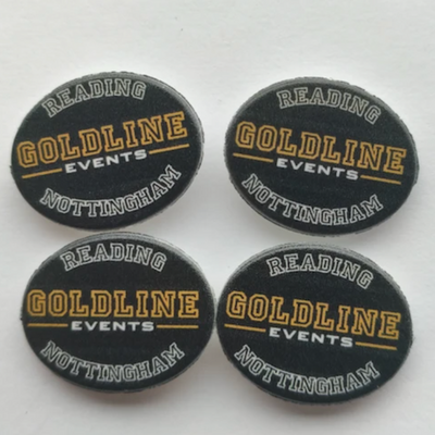 Event Bib Clips