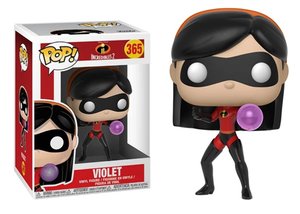 Violet Funko POP Disney Pixar Incredibles 2 365