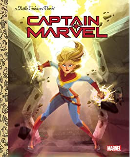 Captain Marvel A Little Golden Book