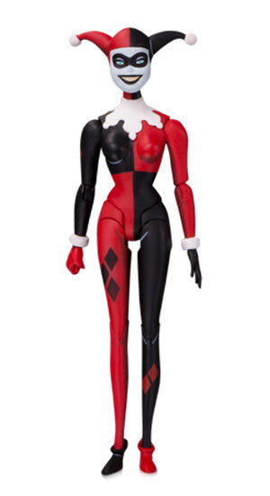 HARLEY QUINN : BATMAN THE ADVENTURES CONTINUE HARLEY QUINN BTAS ACTION FIGURE